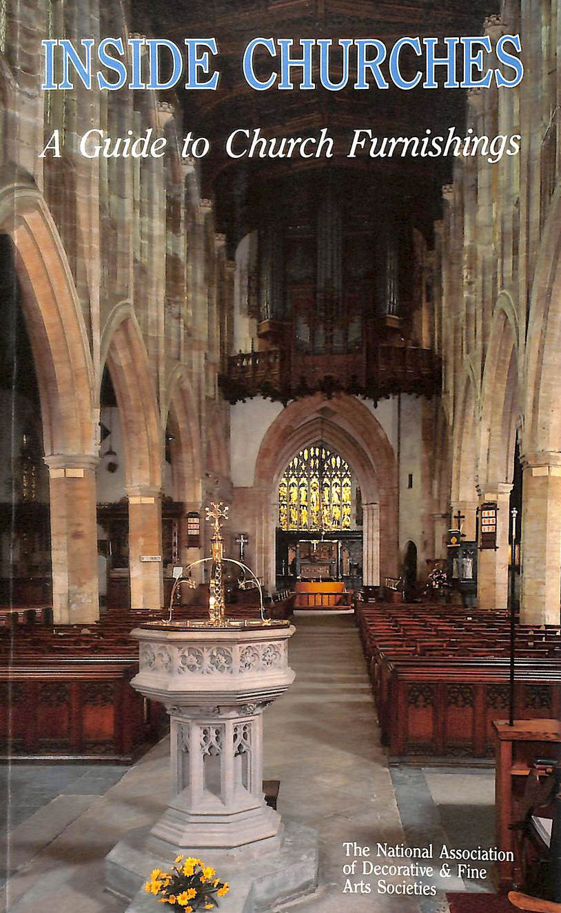Image for Inside Churches: A Guide to Church Furnishings