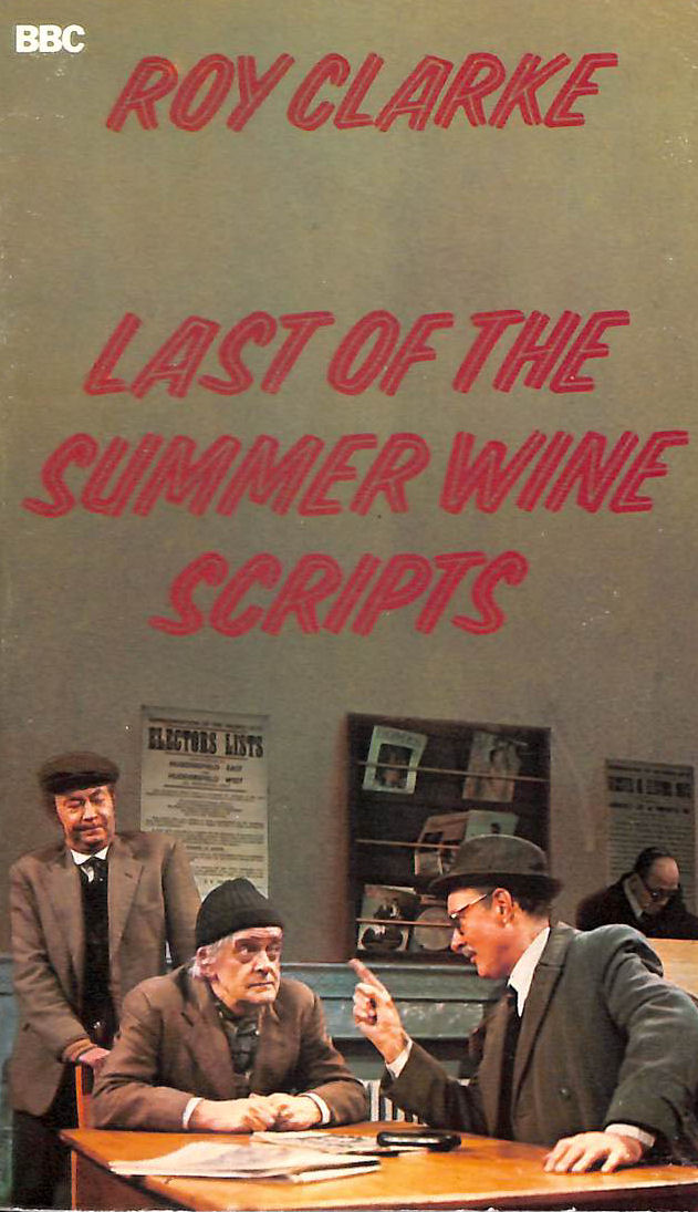 Image for Last of the Summer Wine: Scripts