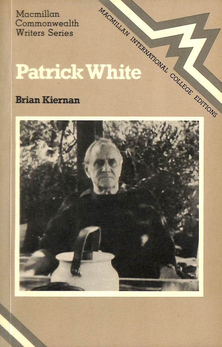 Image for Patrick White (Macmillan Commonwealth writers series)