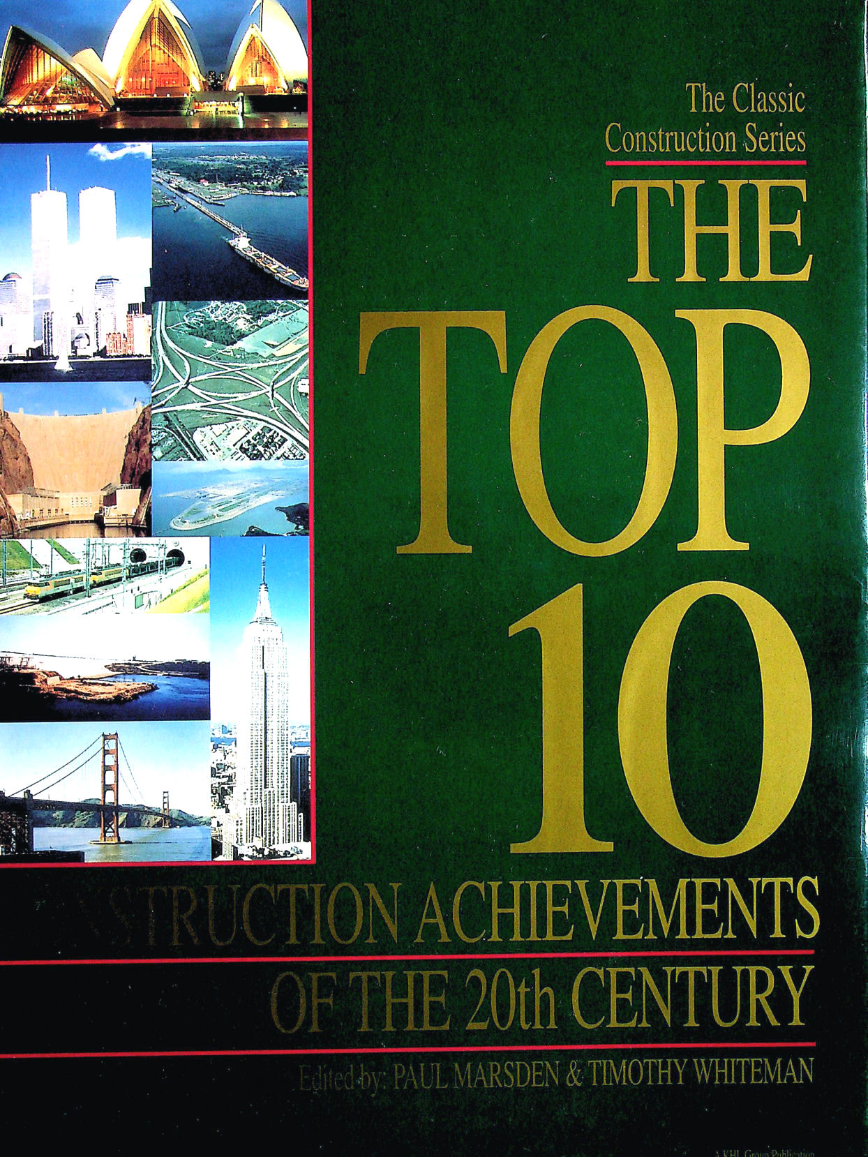 Image for Top Ten Construction Achievements of the 20th Century