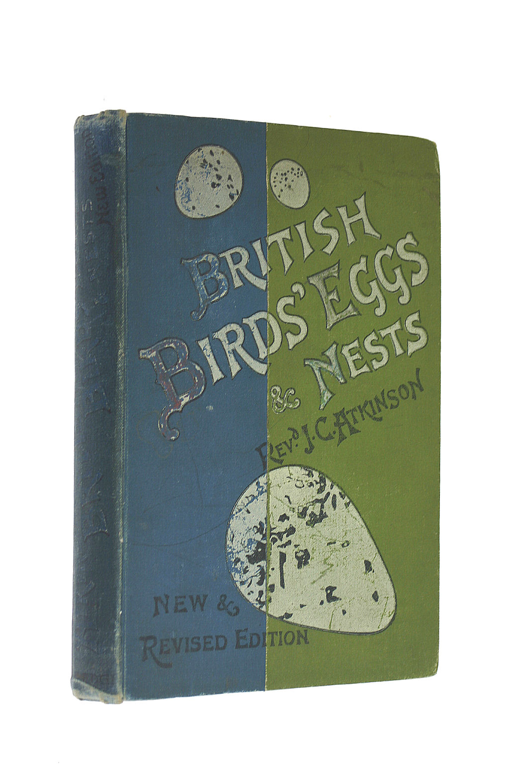 Image for British Birds' Eggs and Nests Popularly Described