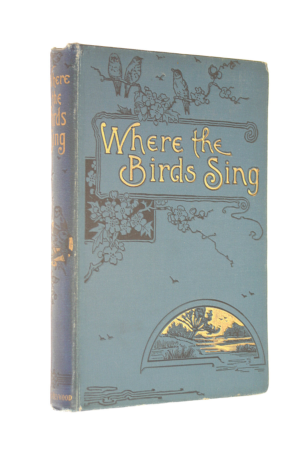 Image for Where The Birds Sing: A Selection of Rustic Sketches and Idylls of Common Life
