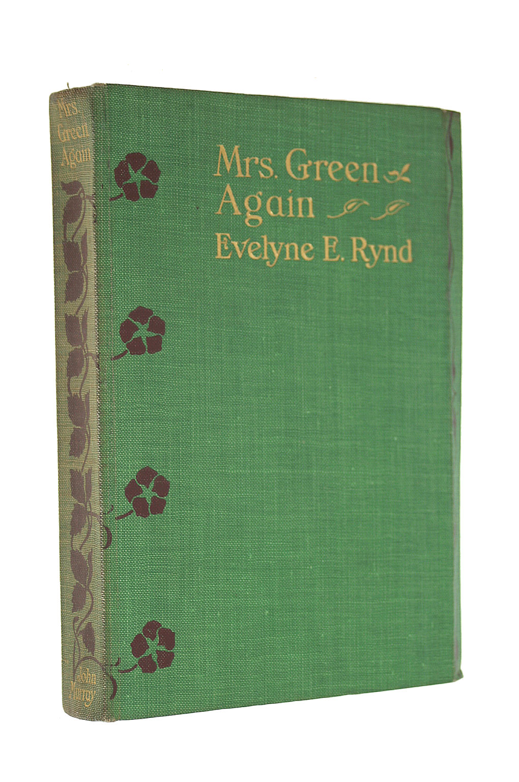 Image for MRS. GREEN AGAIN
