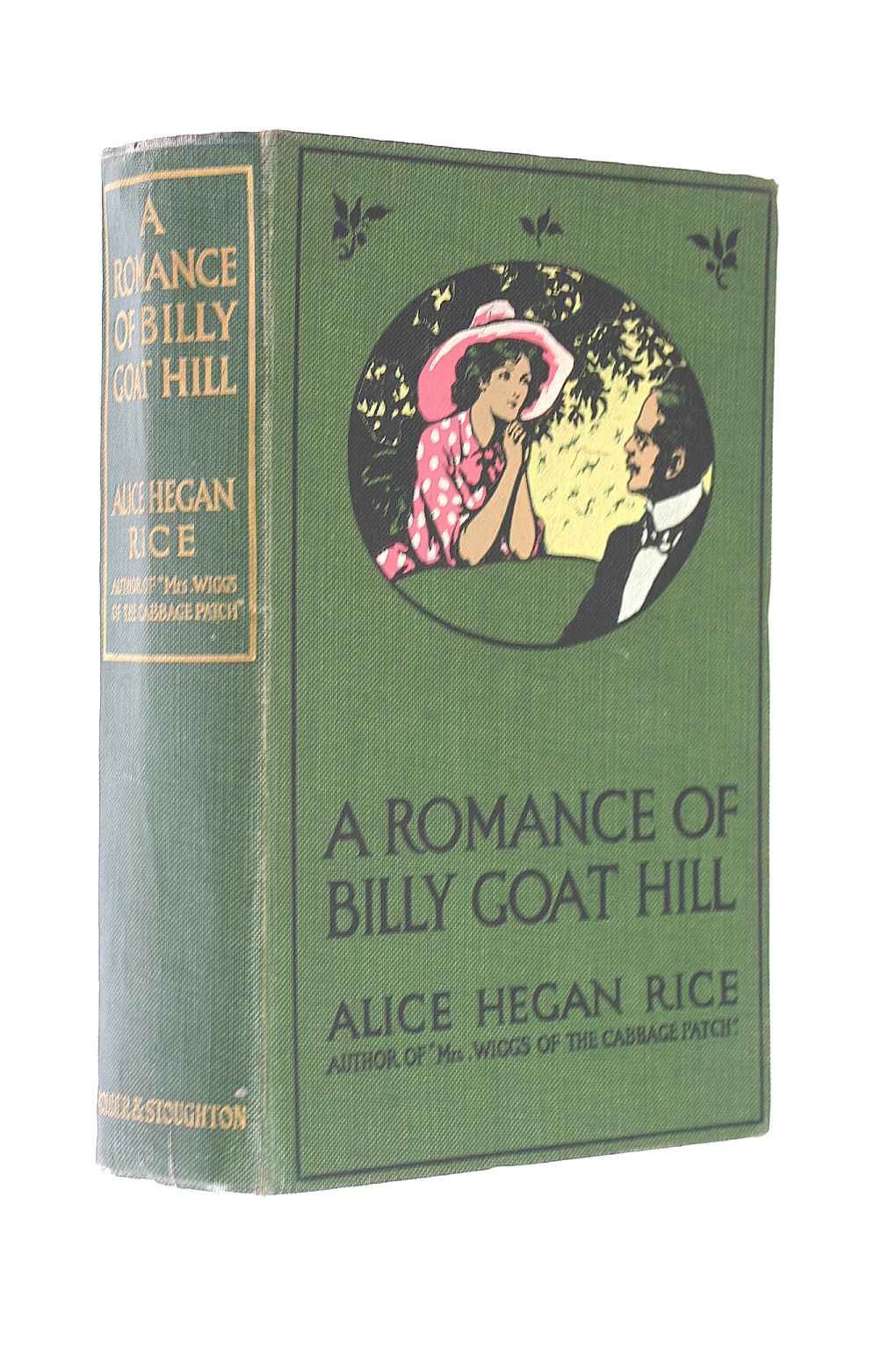 Image for A Romance of Billy-Goat Hill