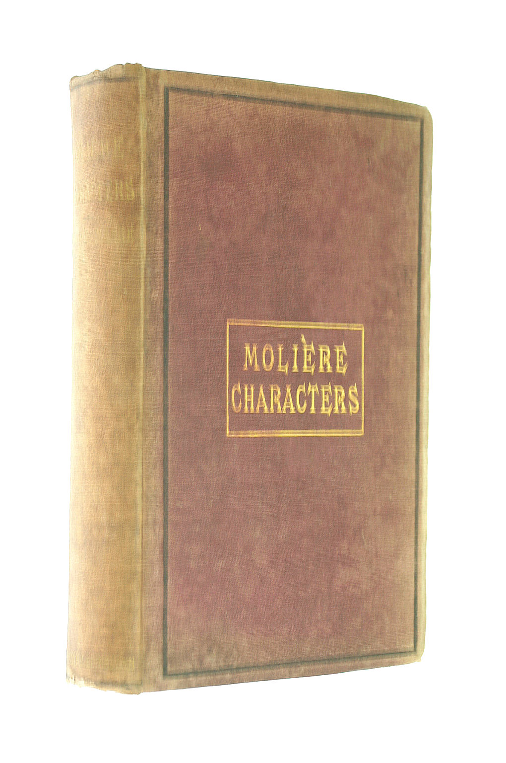 Image for Moliere - Characters