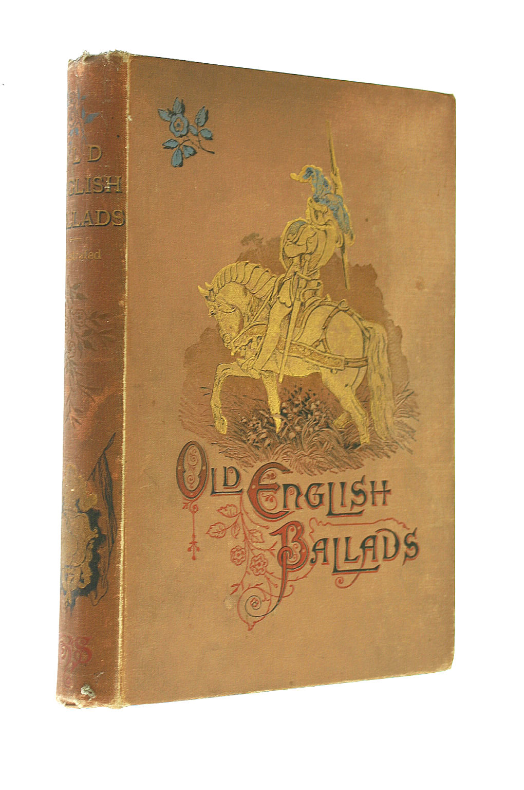 Image for Old English Ballads - a Collection of Favourite Ballads of the Olden Times