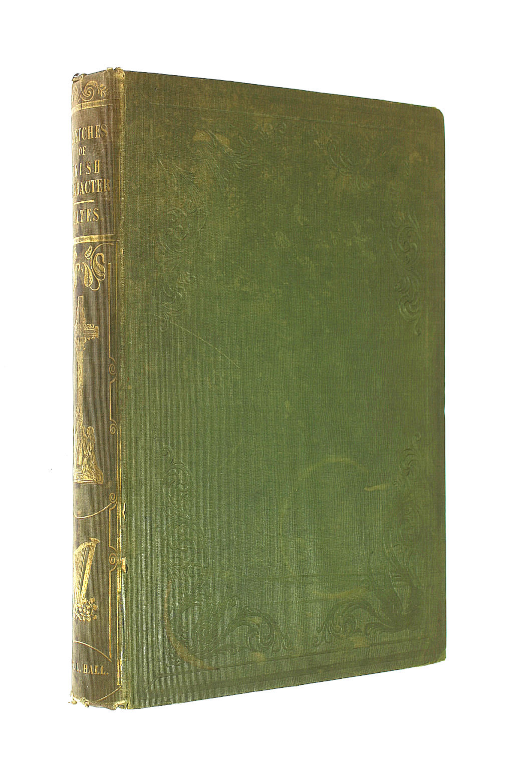 Image for SHELLEY'S LOST LETTERS TO HARRIET. (SIGNED).
