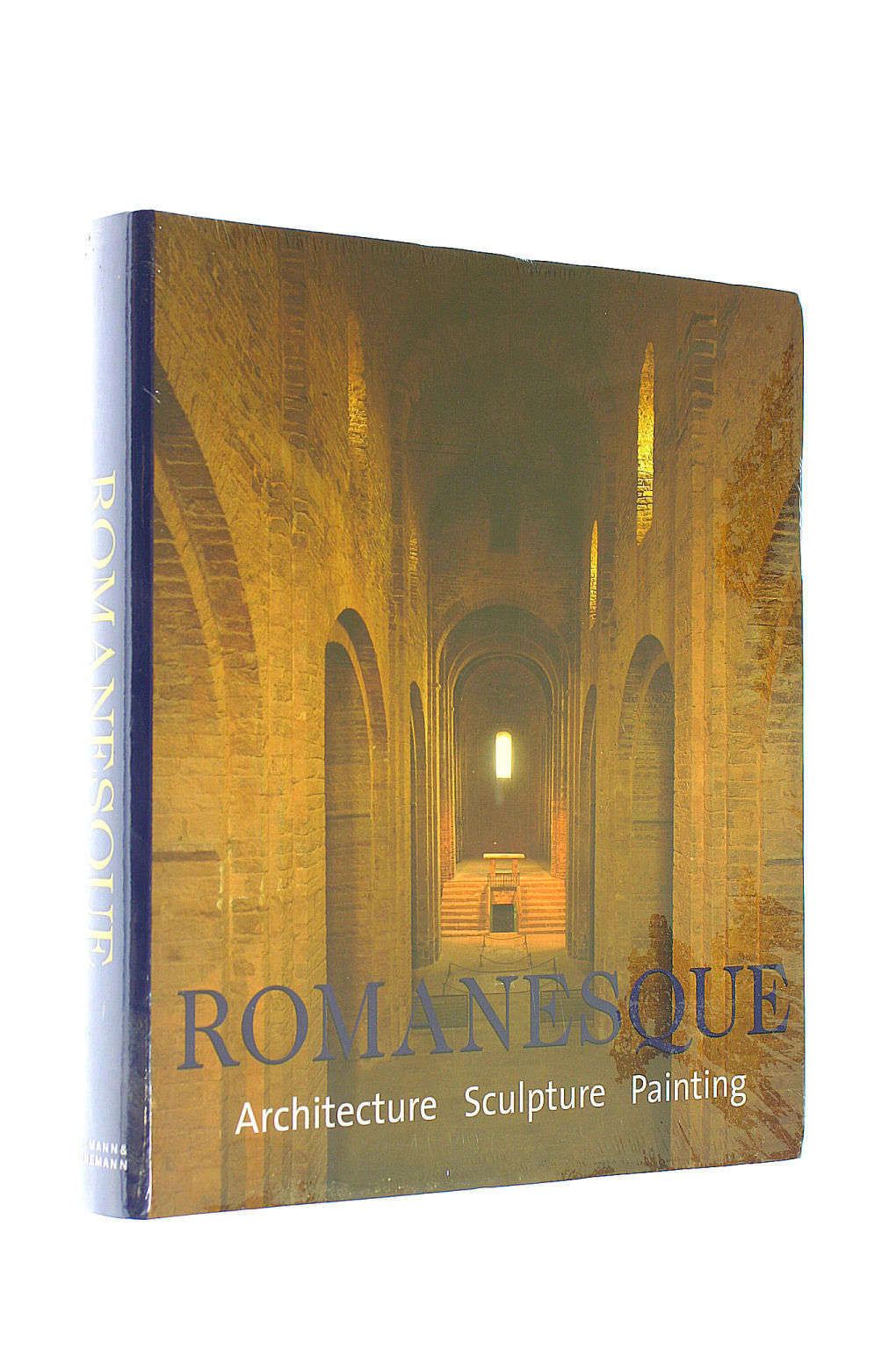 Image for Romanesque: Architecture, Sculpture, Painting
