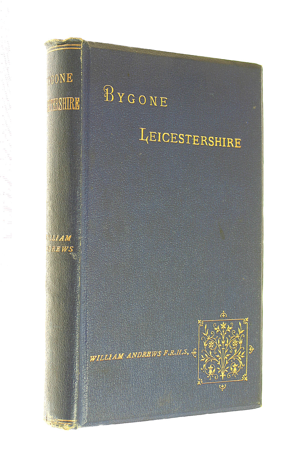 Image for Bygone Leicestershire