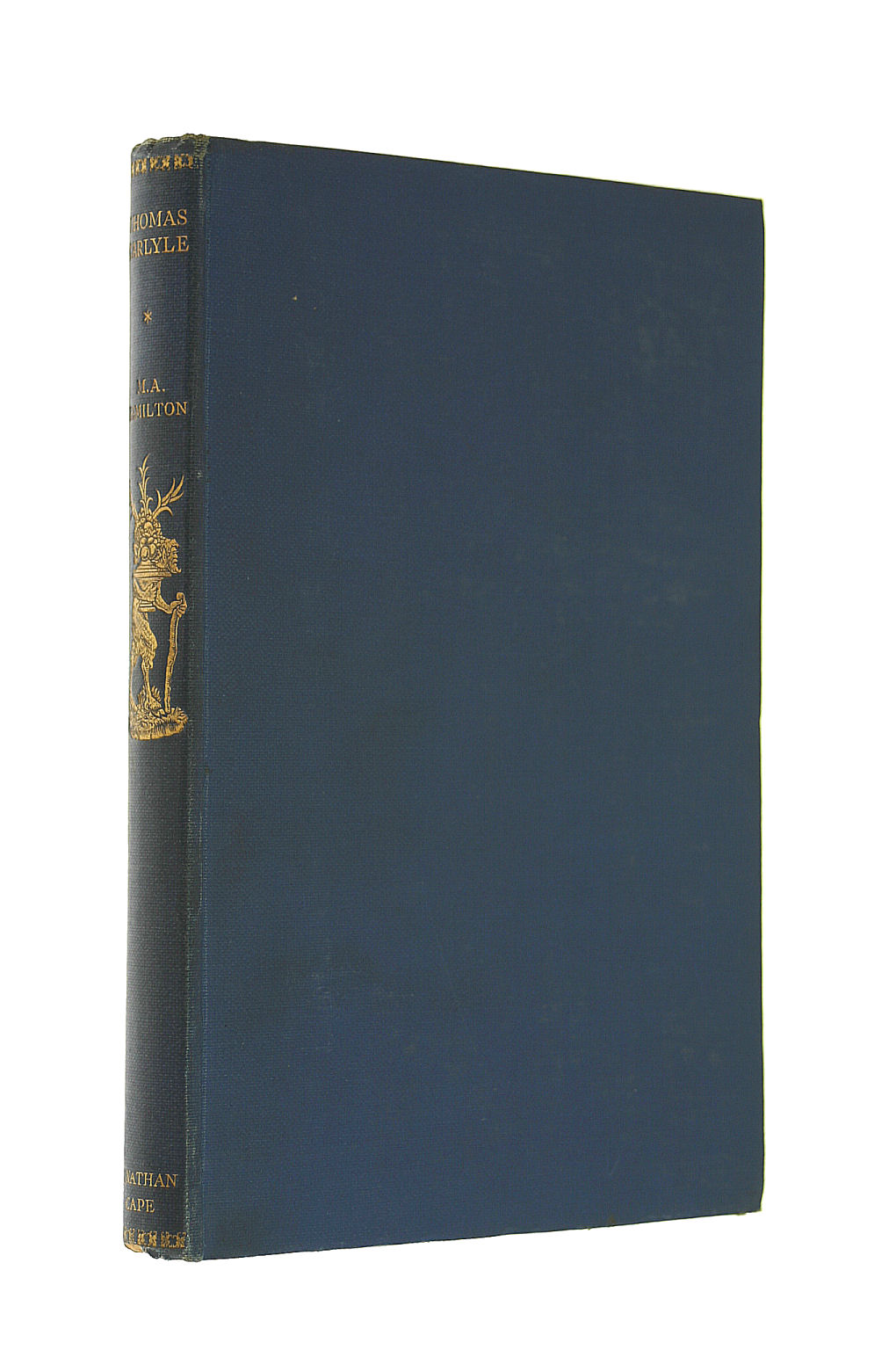 Image for Thomas Carlyle, (Travellers' library)
