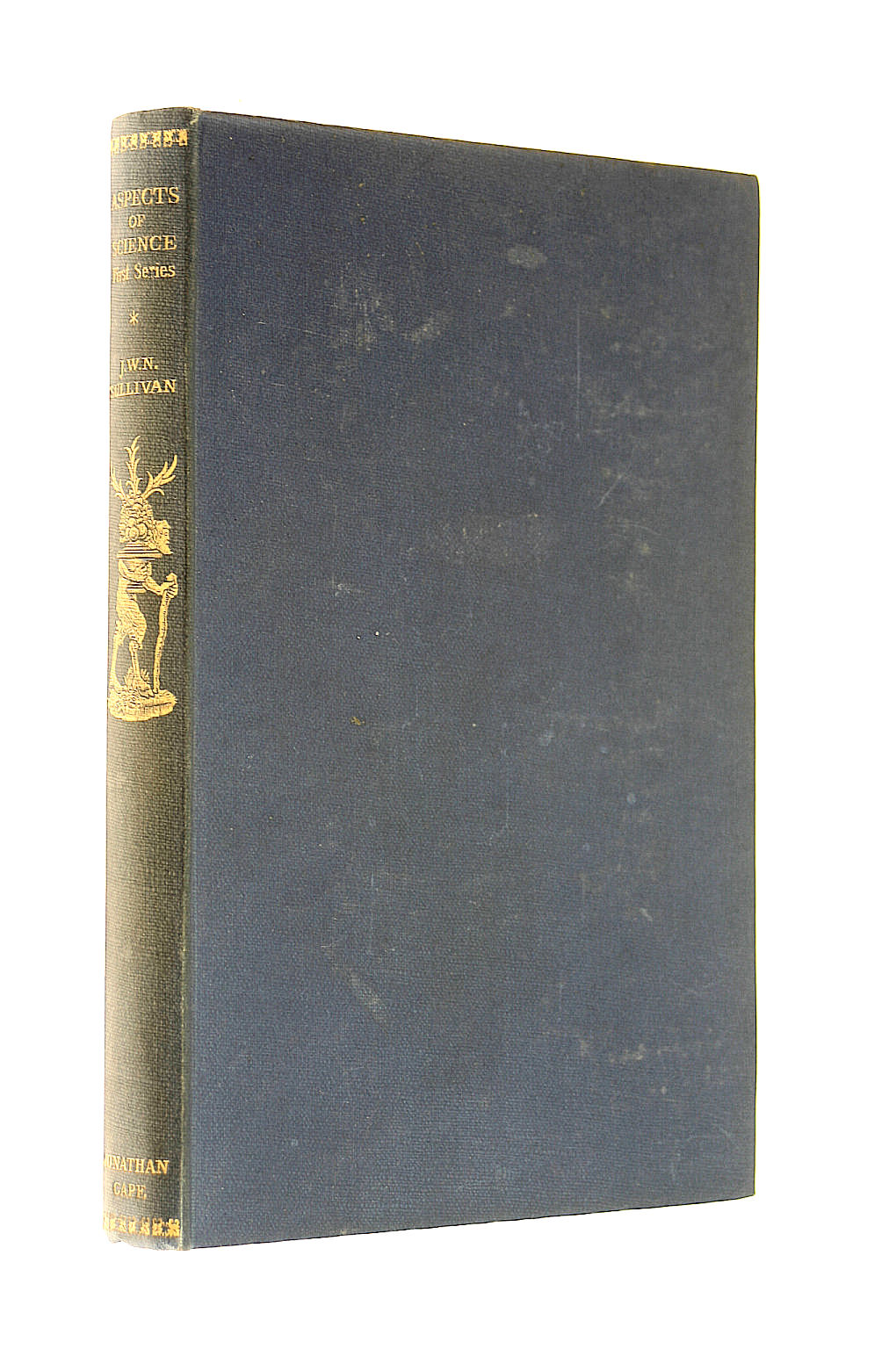 Image for Aspects of Science - First Series (The Travellers Library)