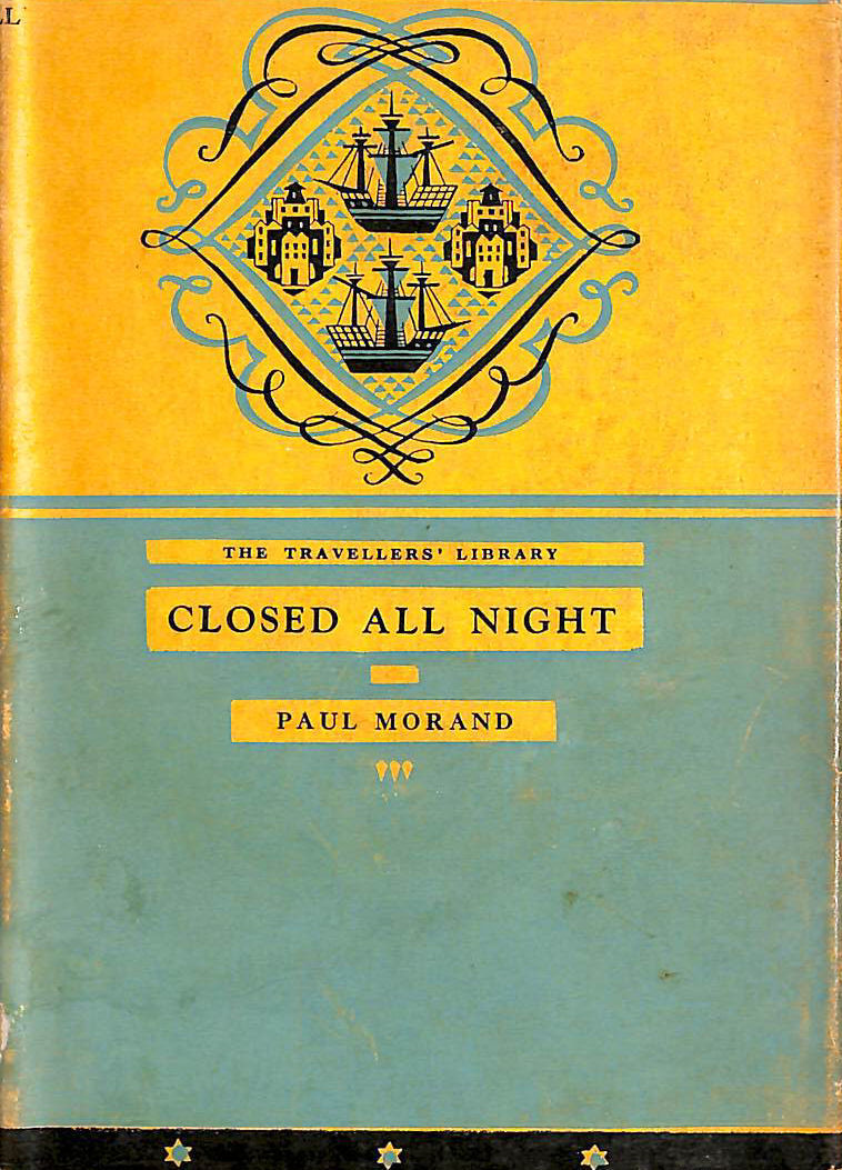 Image for Closed All Night
