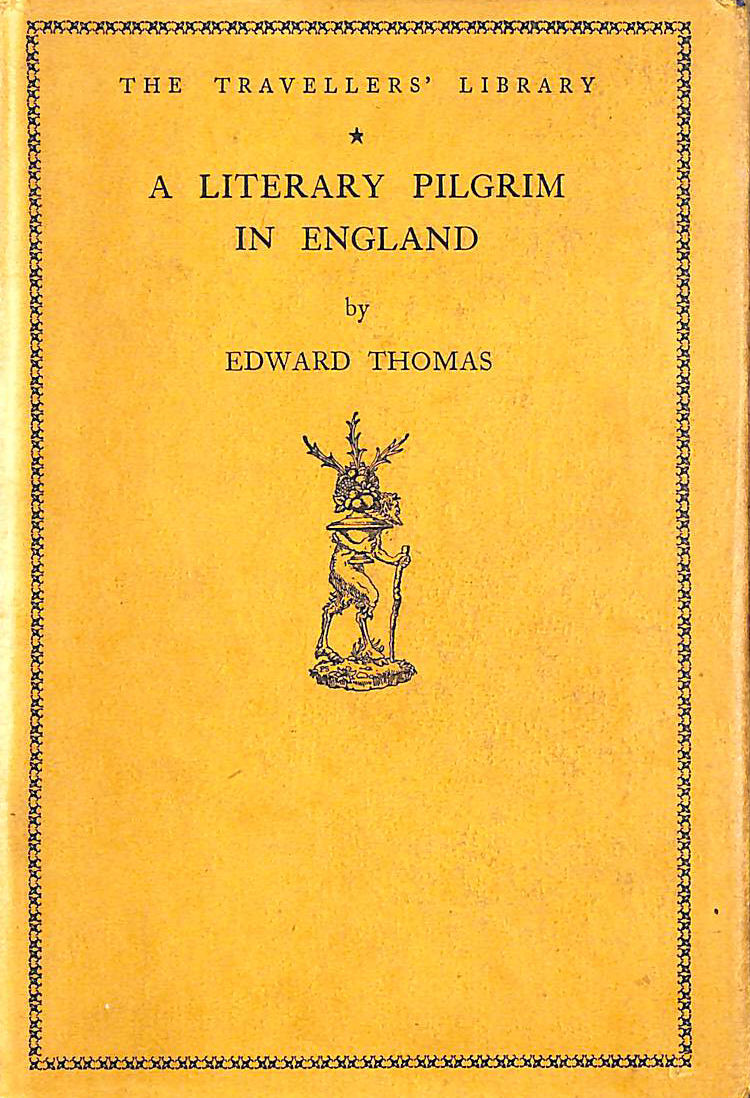 Image for A Literary Pilgrim in England.