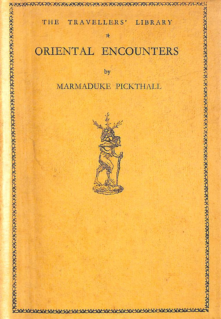 Image for Oriental Encounters: Palestine and Syria (1894-5-6)
