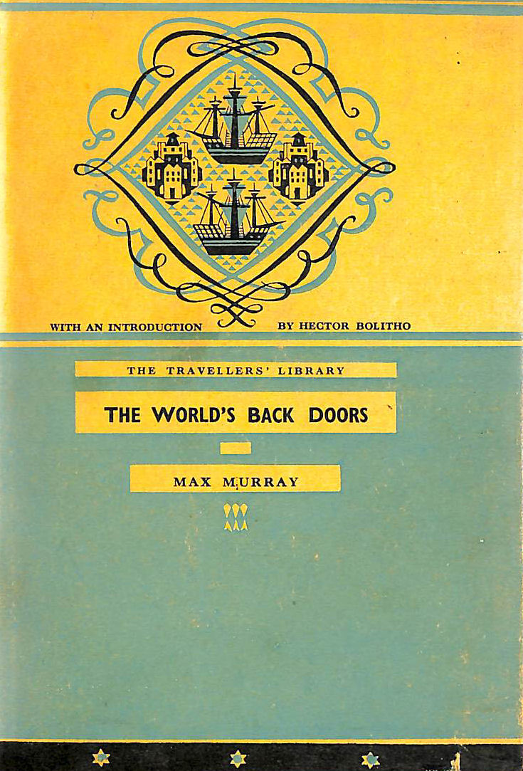 Image for The world's back doors, (The travellers' library. [61])
