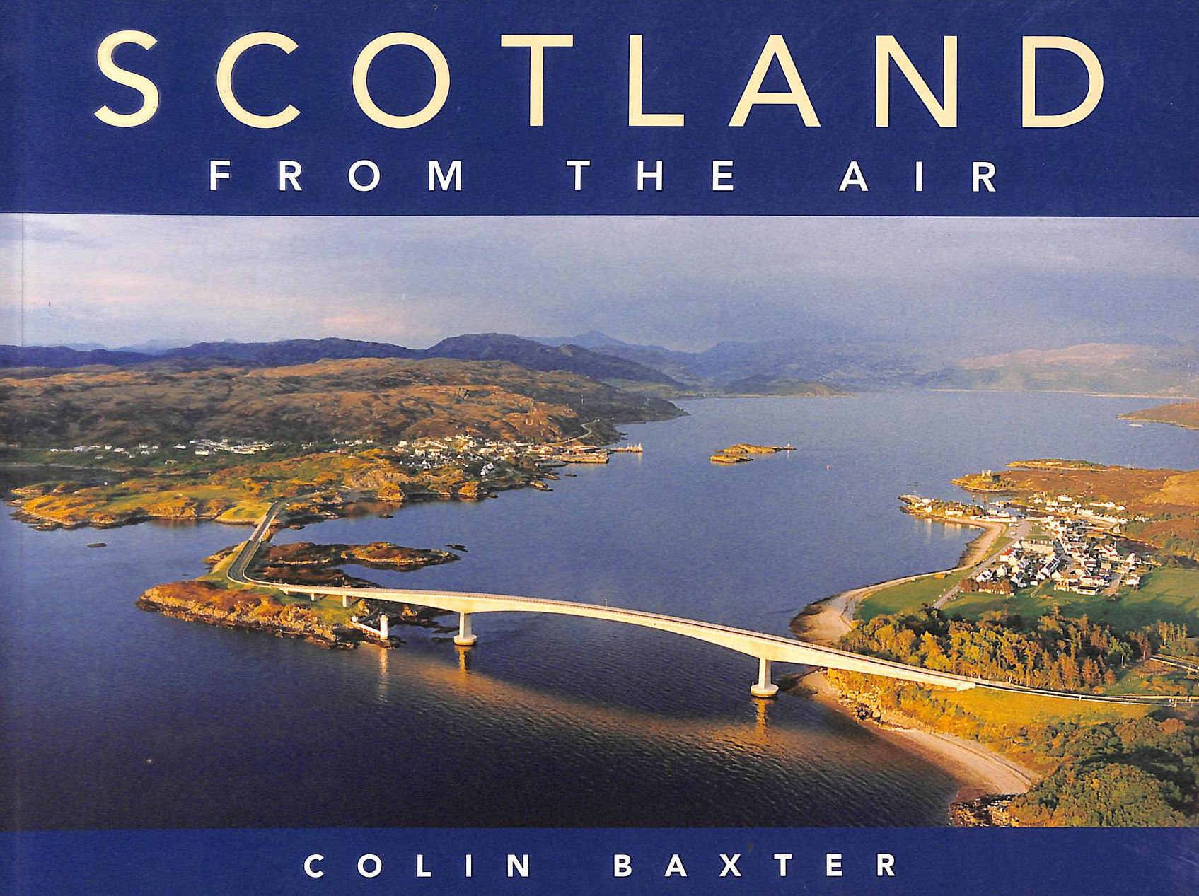Image for Scotland from the Air (Scottish Guides)