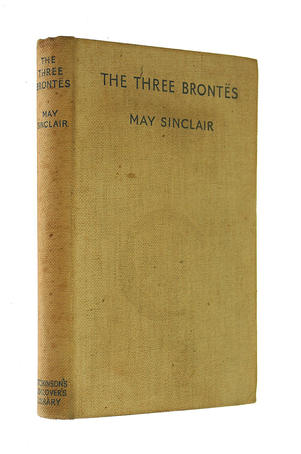 Image for The Three Brontes