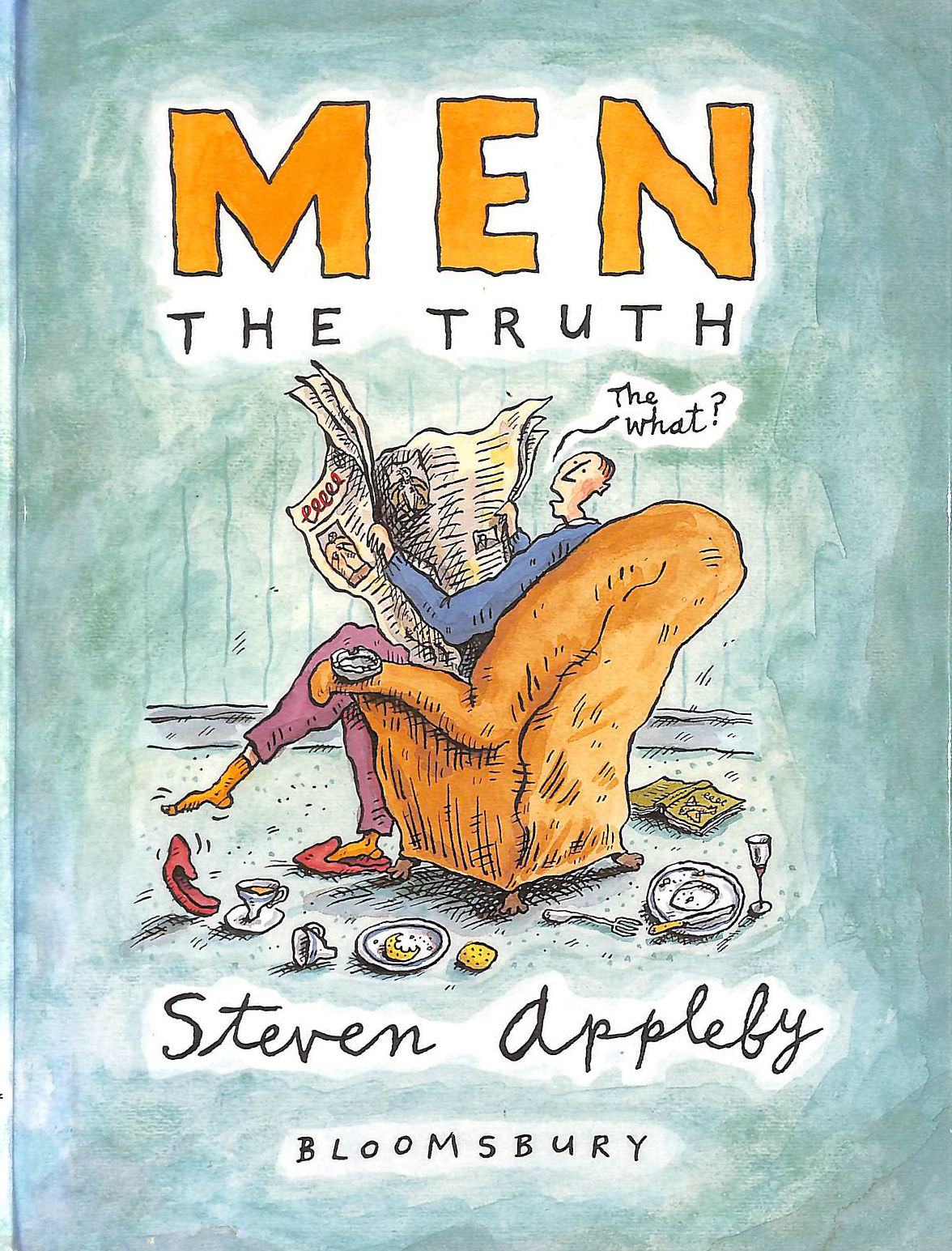 Image for Men The Truth