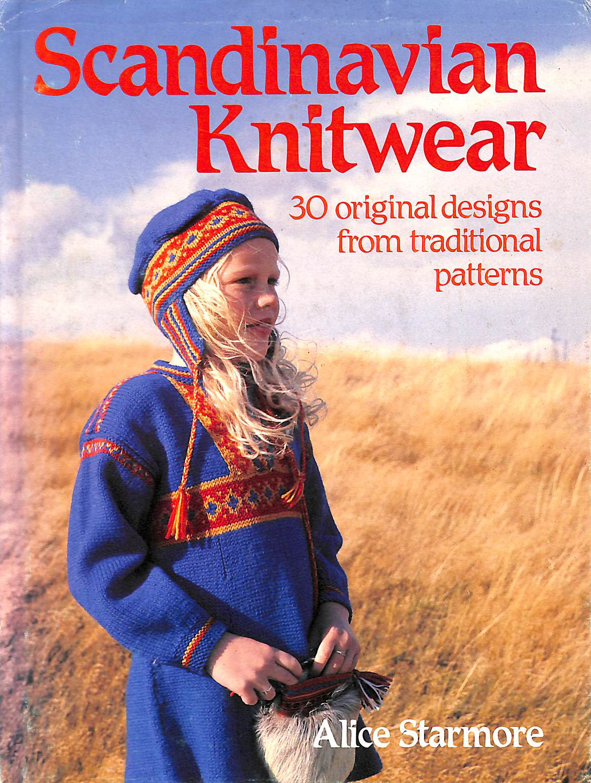 Image for Scandinavian Knitwear: 30 original designs from traditional patterns