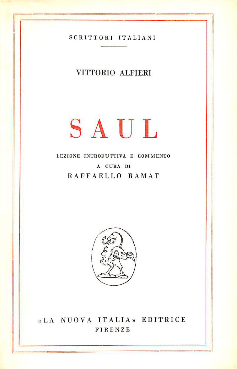 Image for Saul