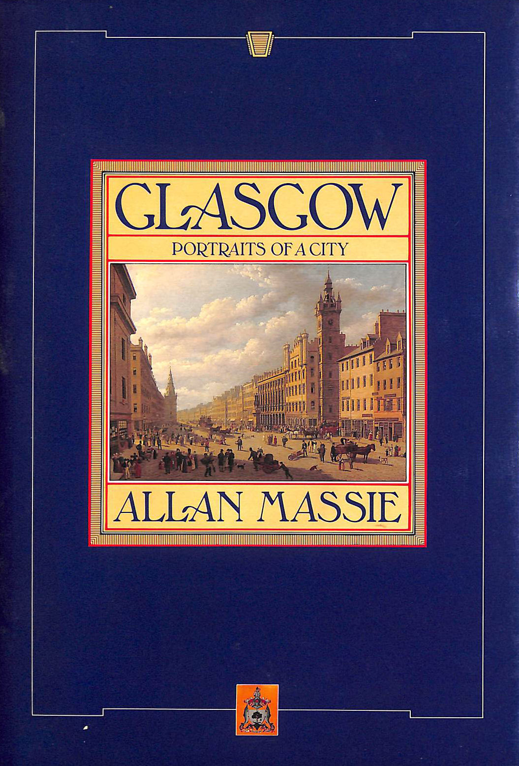Image for Glasgow: A History