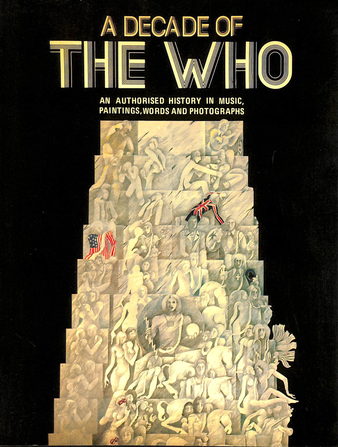 Image for A Decade of the Who: An Authorised History in Music, Paintings, Words and Photographs