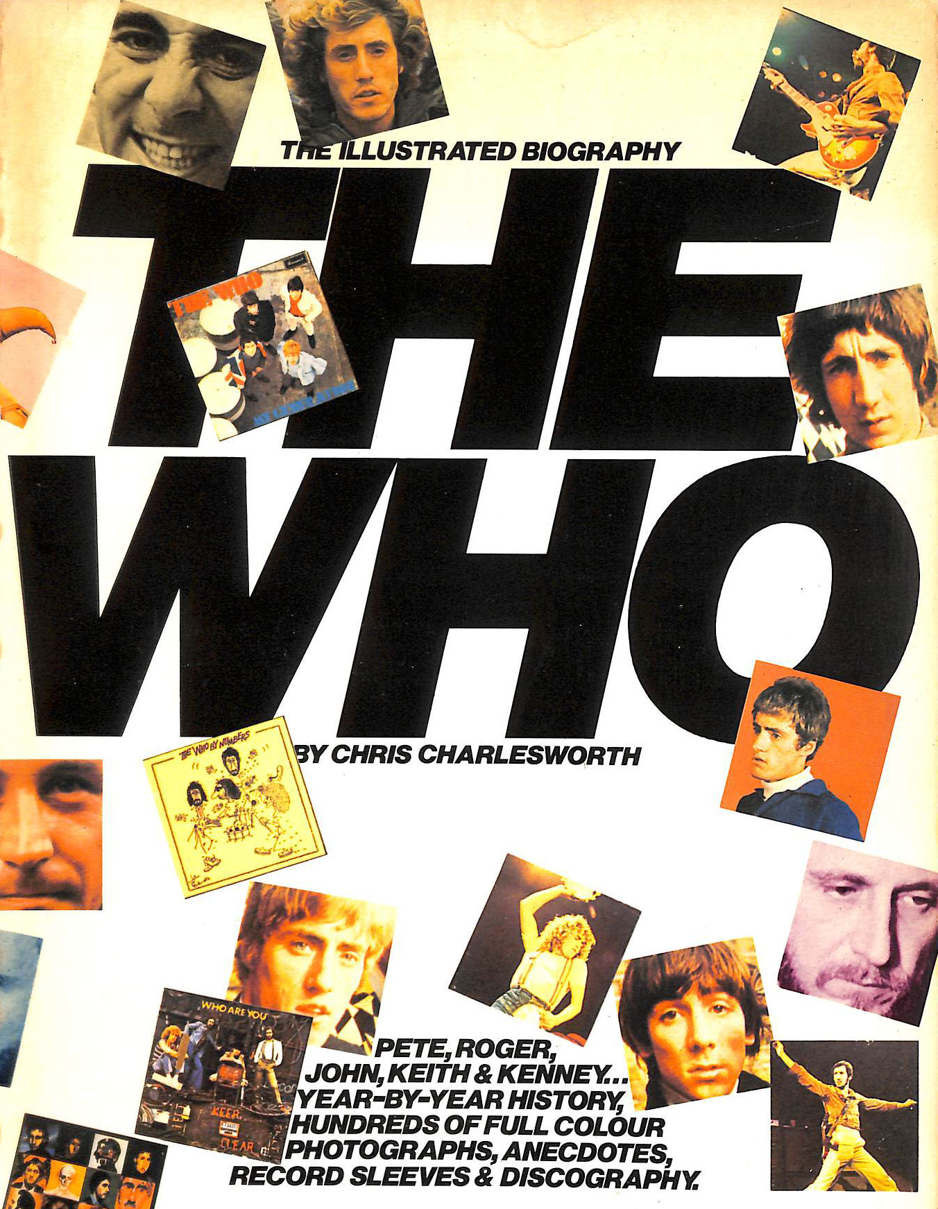 Image for The Who: Illustrated Biography