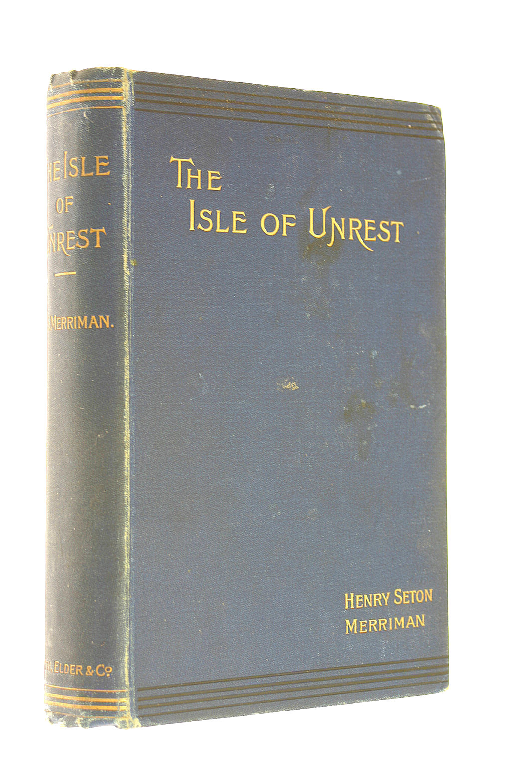 Image for The Isle Of Unrest