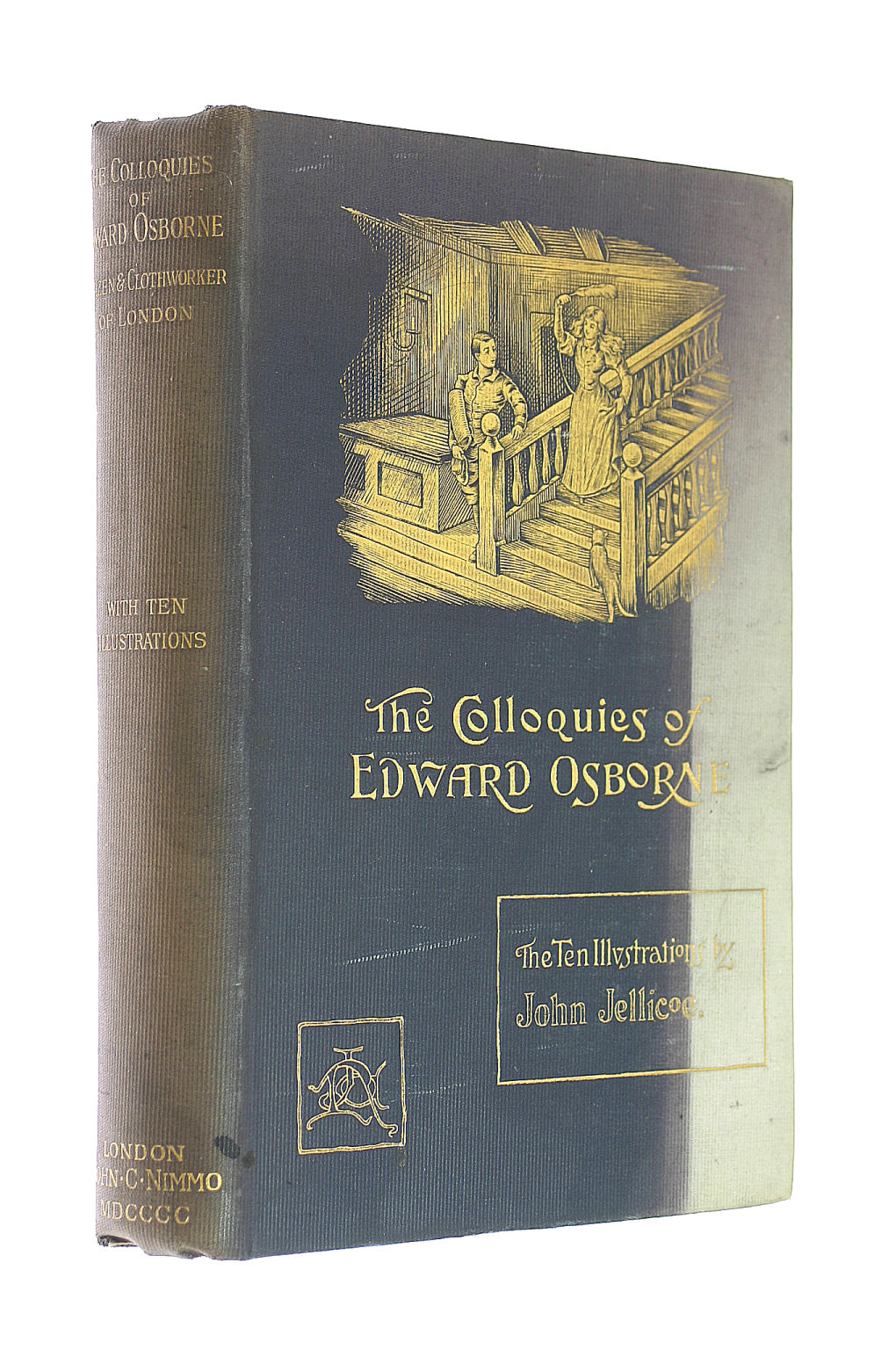 Image for The Colloquies Of Edward Osborne, Citizen And Clothworker Of London