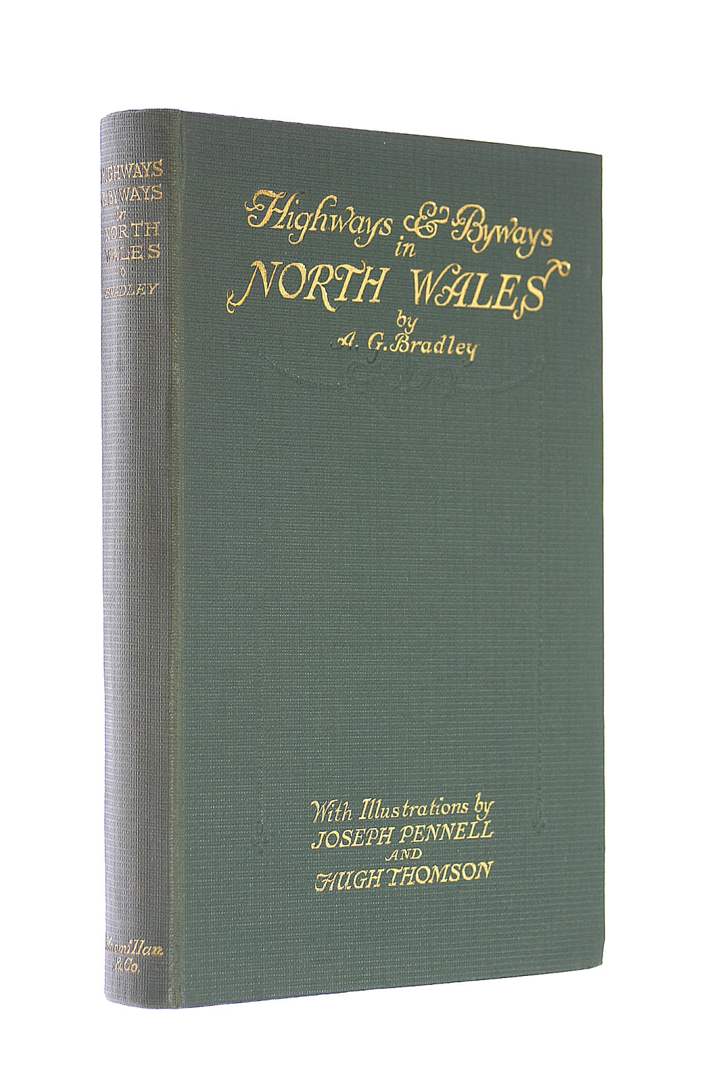Image for Highways & Byways in North Wales