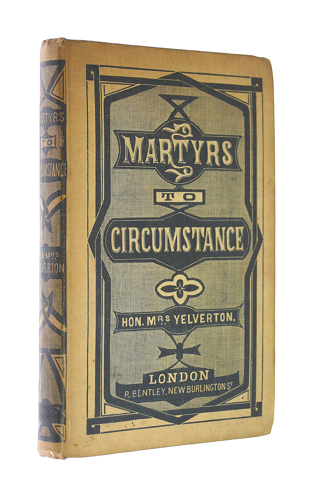 Image for Martyrs to circumstance, Part I