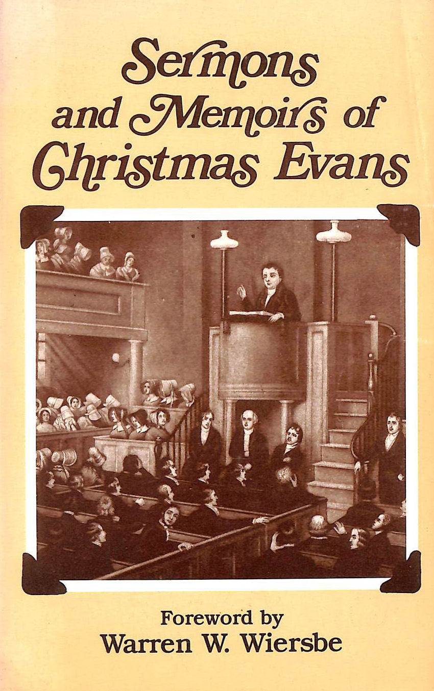 Image for Sermons and Memoirs of Christmas Evans