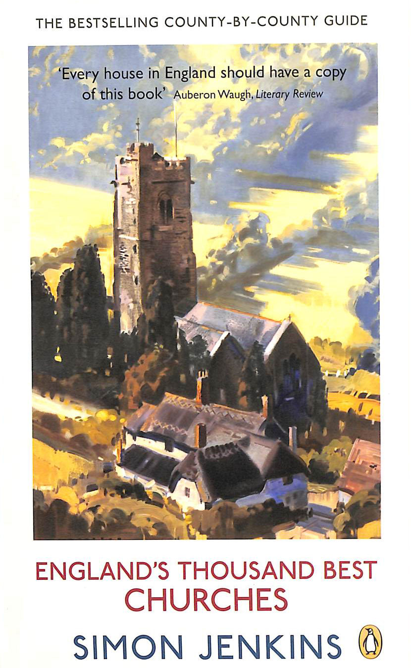 Image for England's Thousand Best Churches