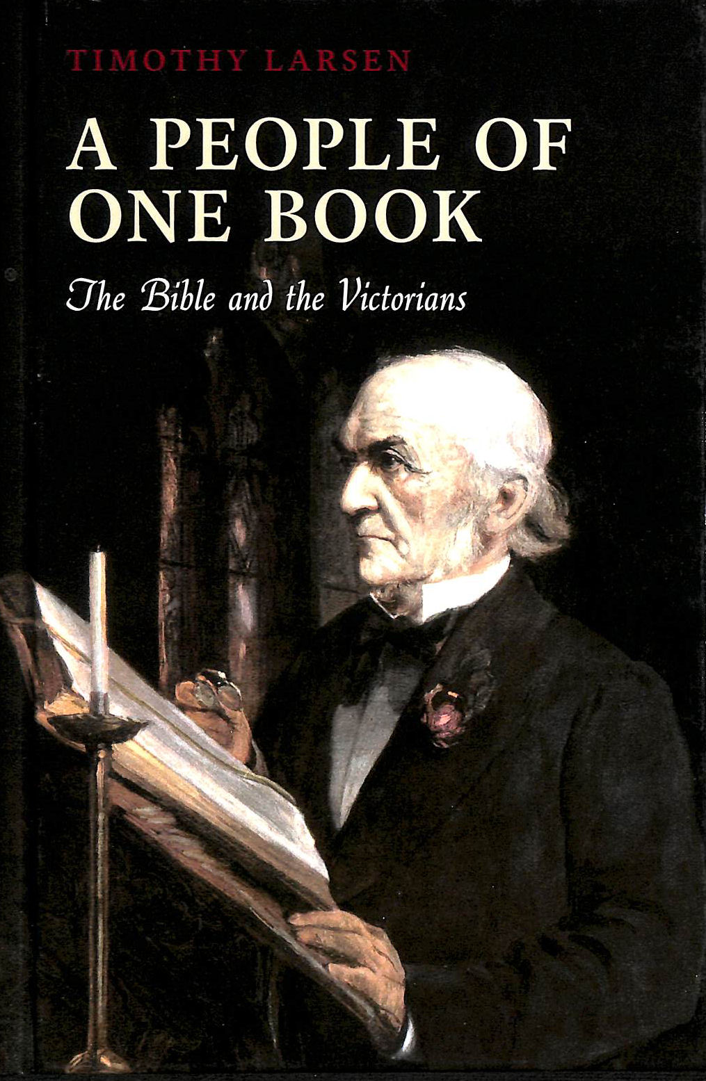 Image for A People of One Book: The Bible and the Victorians