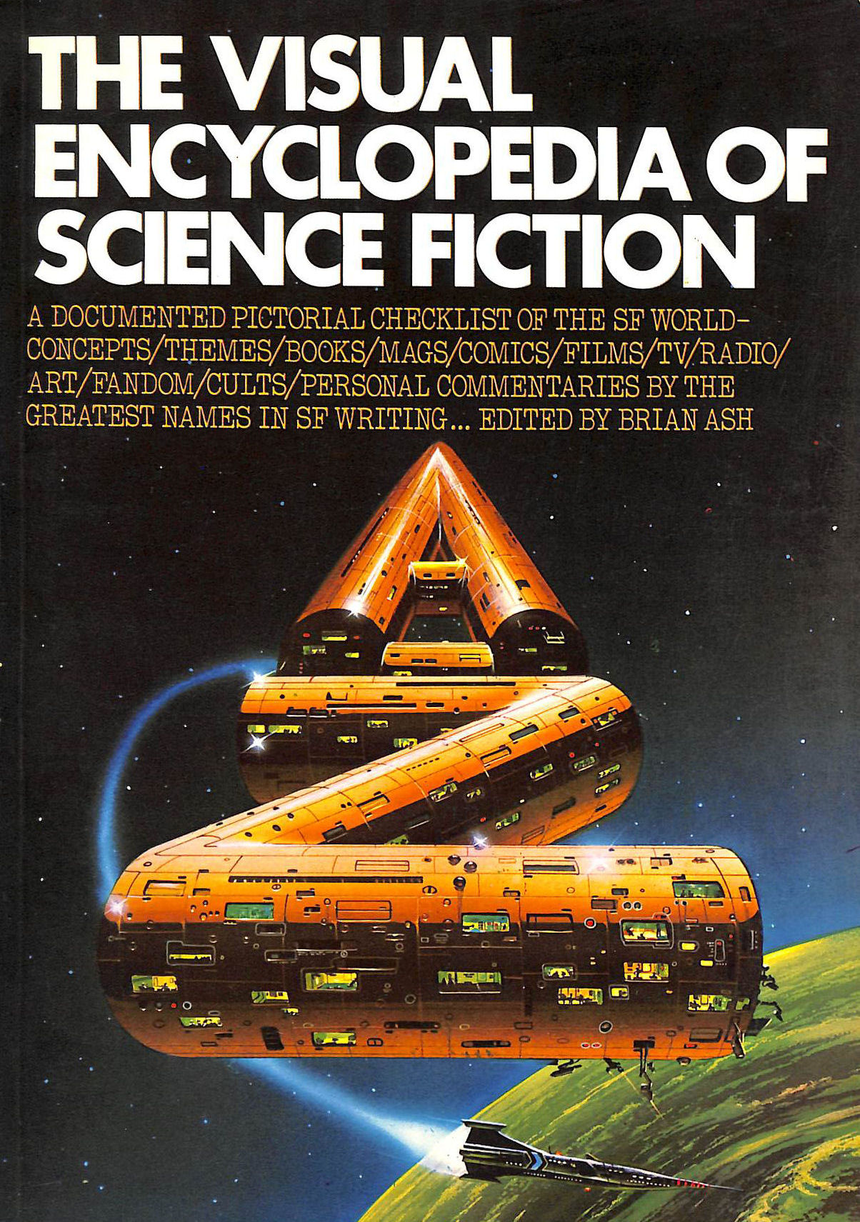 Image for The Visual Encyclopedia of Science Fiction