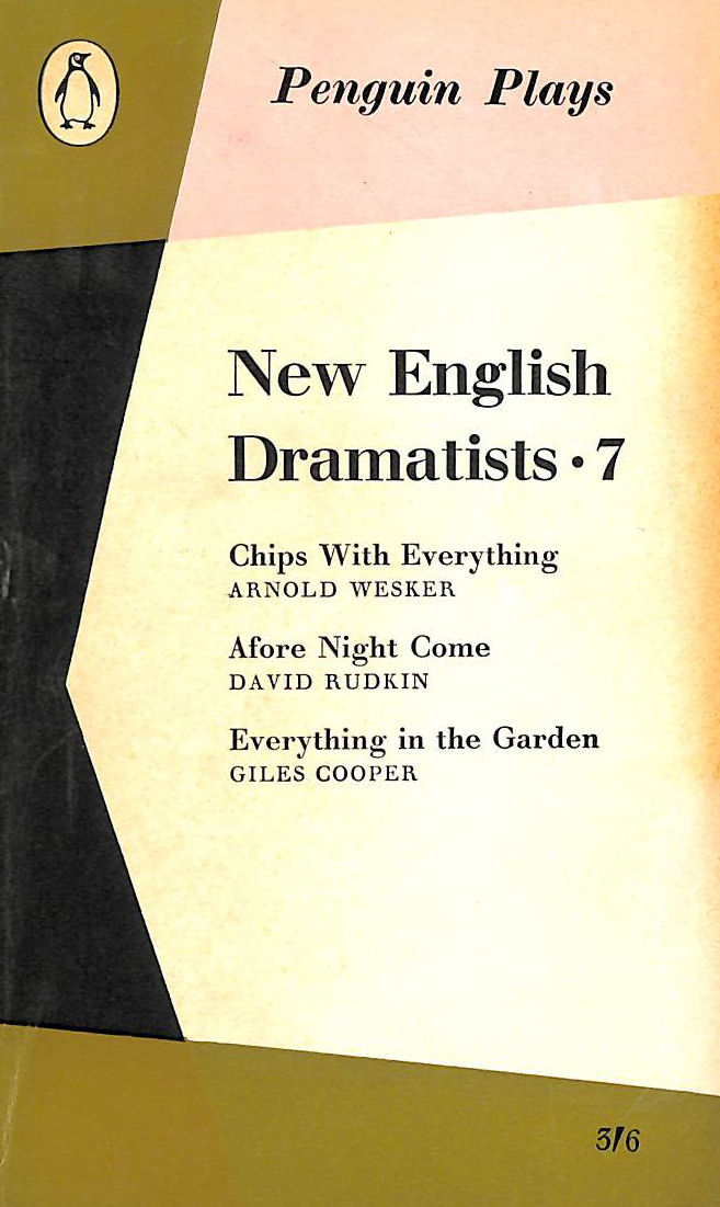 Image for New English Dramatists 7