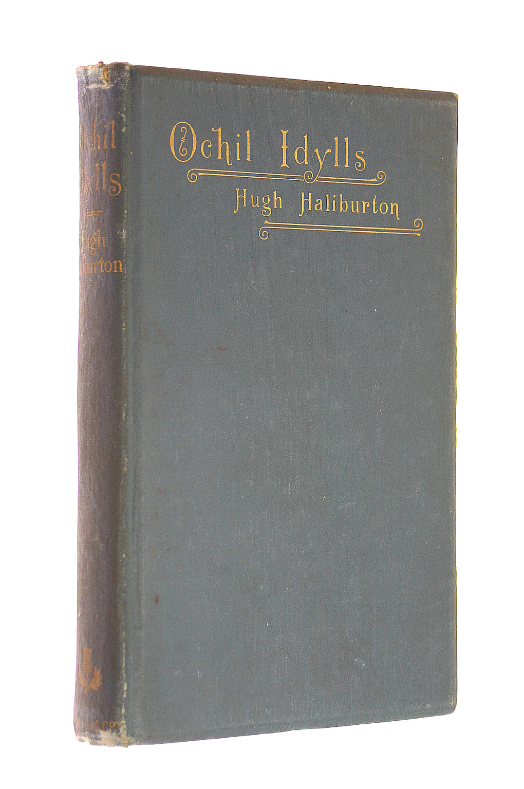 Image for Ochil Idylls and Other Poems