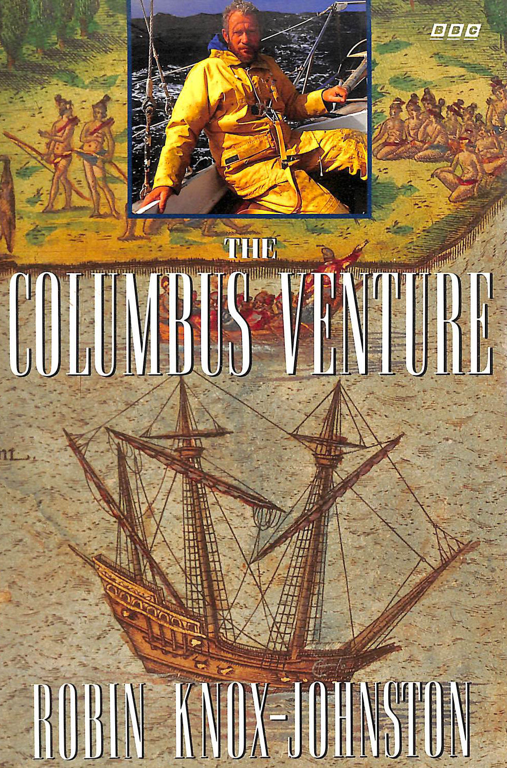 Image for The Columbus Venture