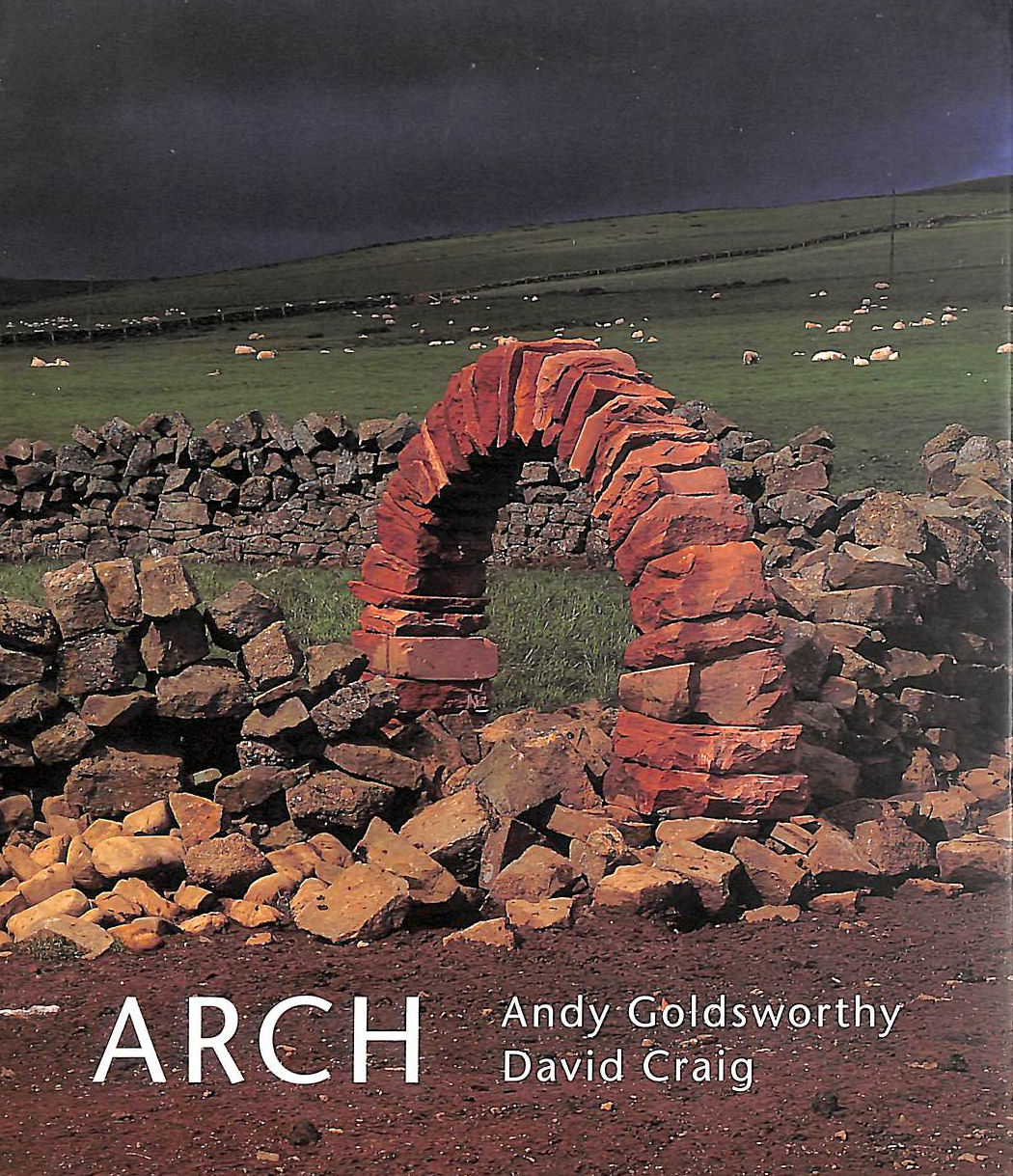 Image for Arch: Andy Goldsworthy