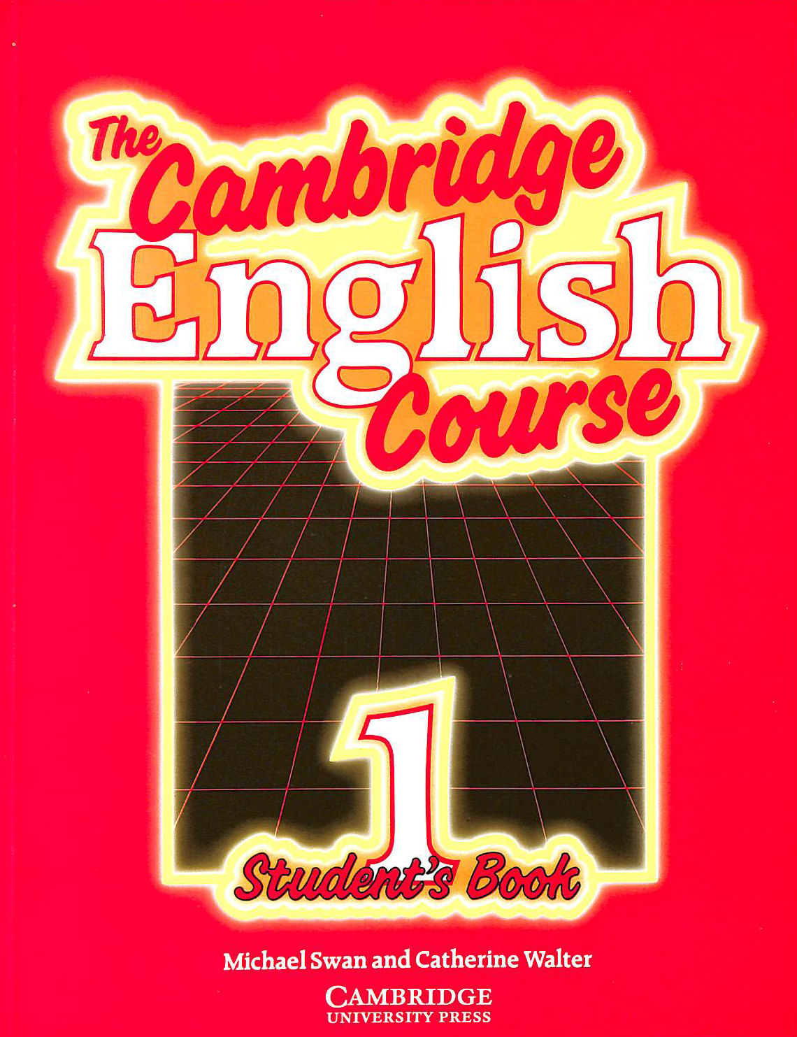Image for The Cambridge English Course 1 Student's book