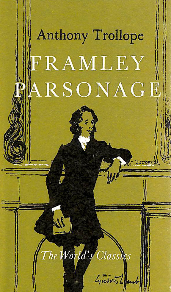 Image for Framley Parsonage (The World's Classics)