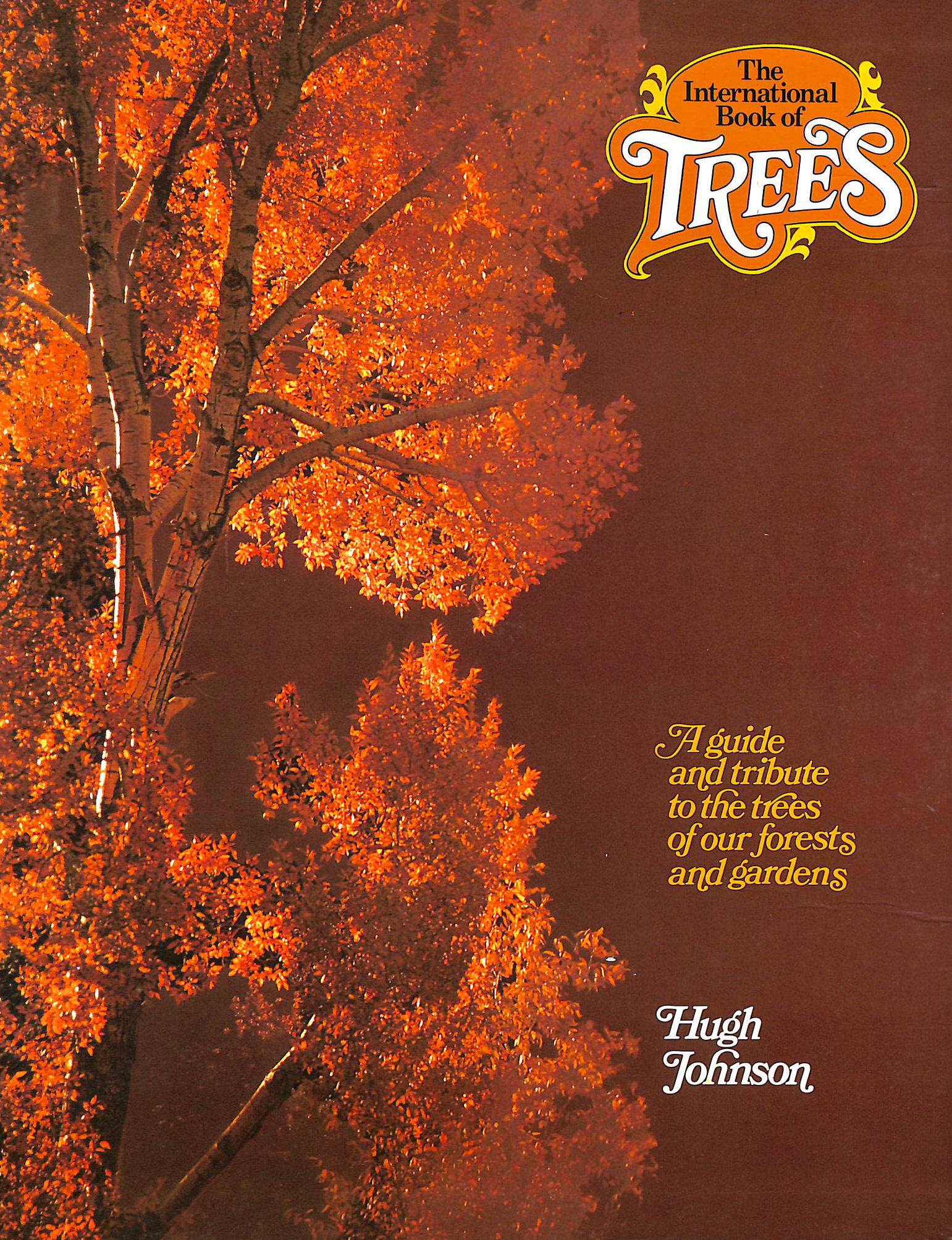 Image for International Book of Trees