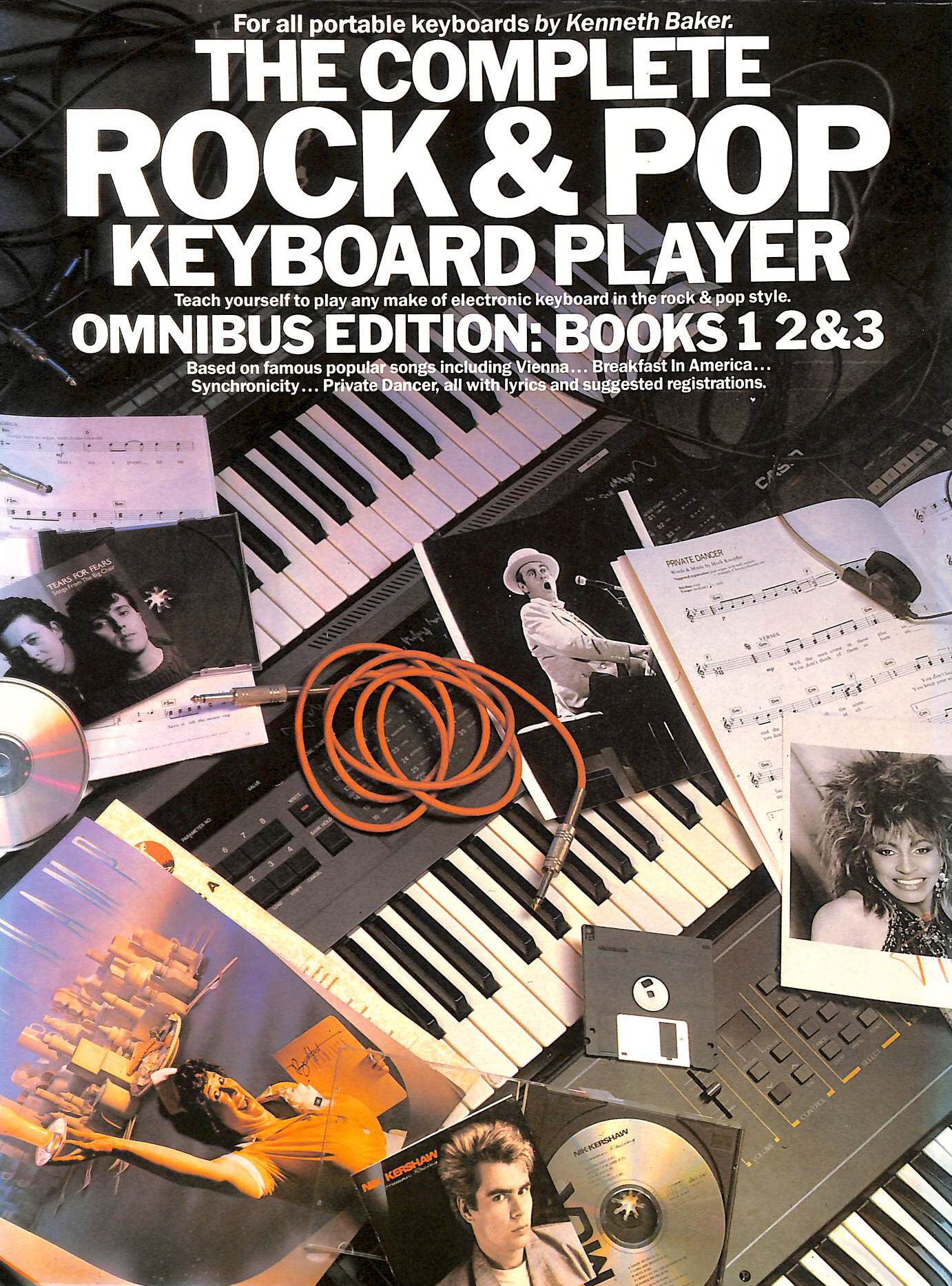 Image for Complete Rock and Pop Keyboard Player