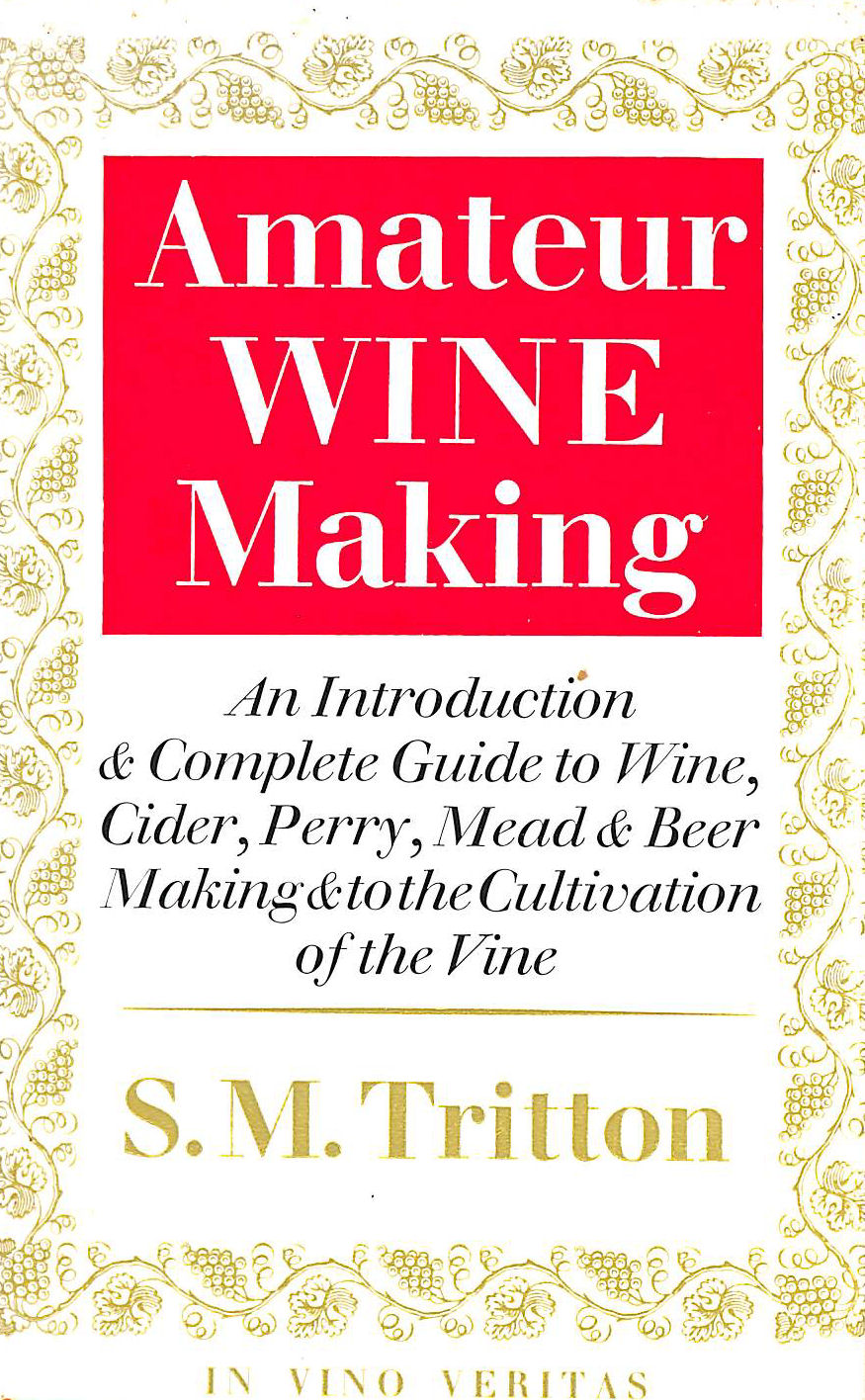 Image for Amateur Wine Making