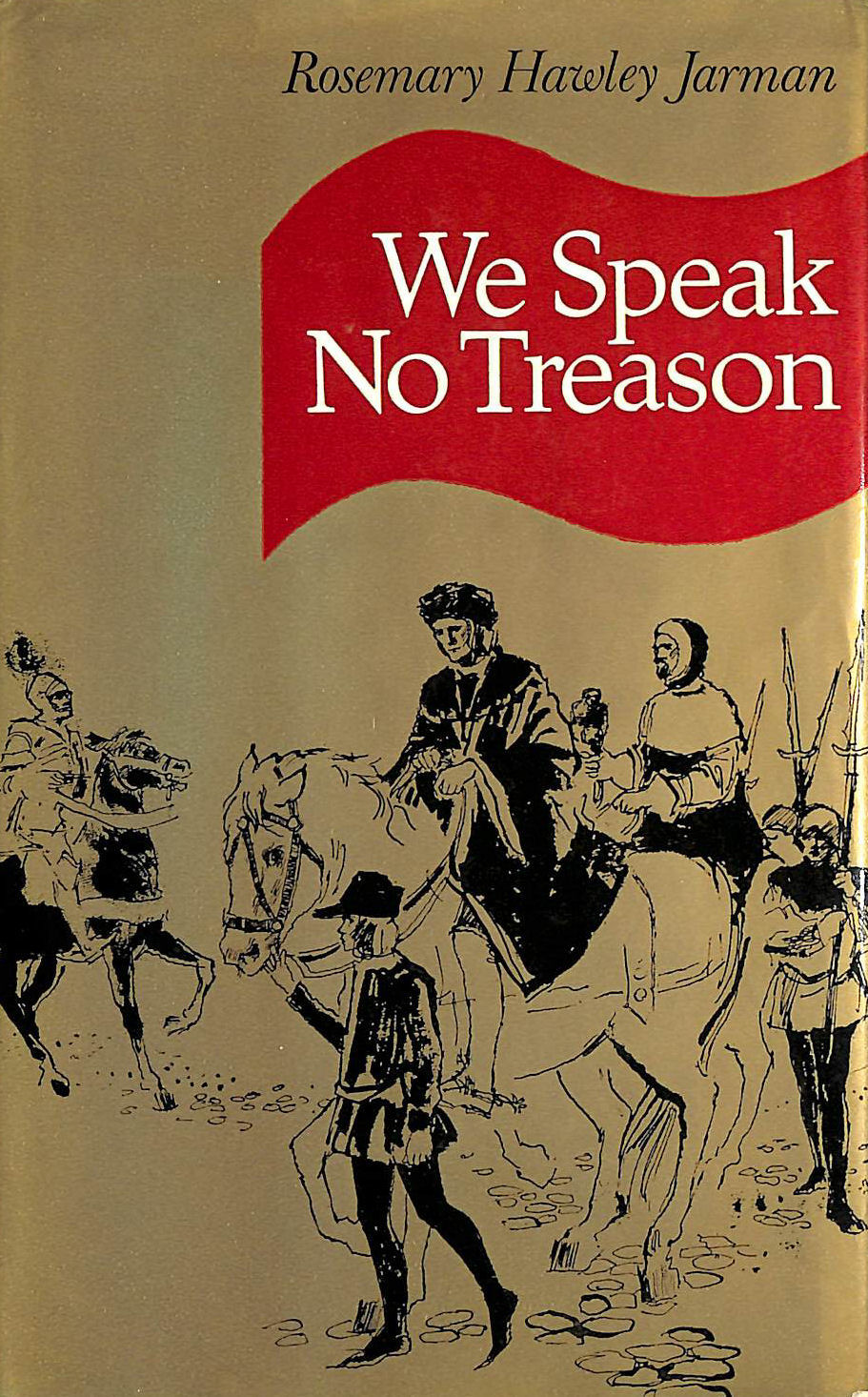 Image for We Speak No Treason