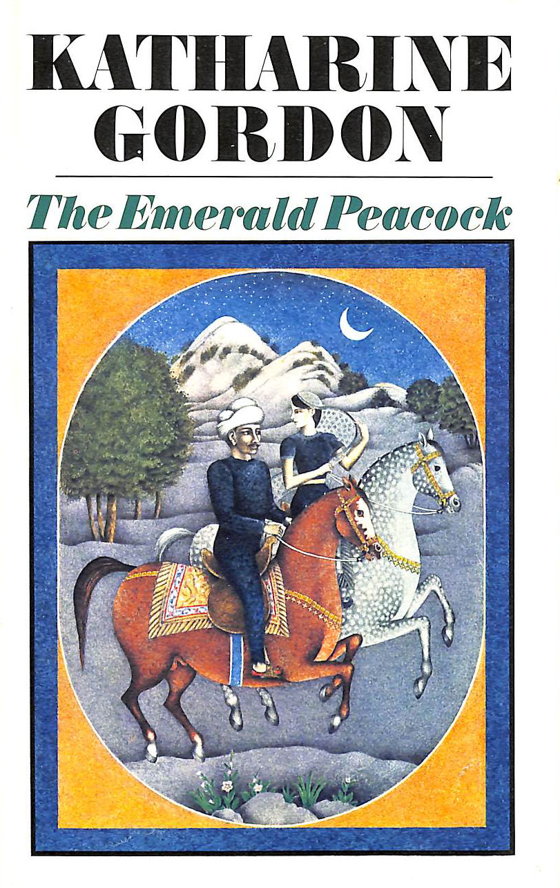 Image for The Emerald Peacock