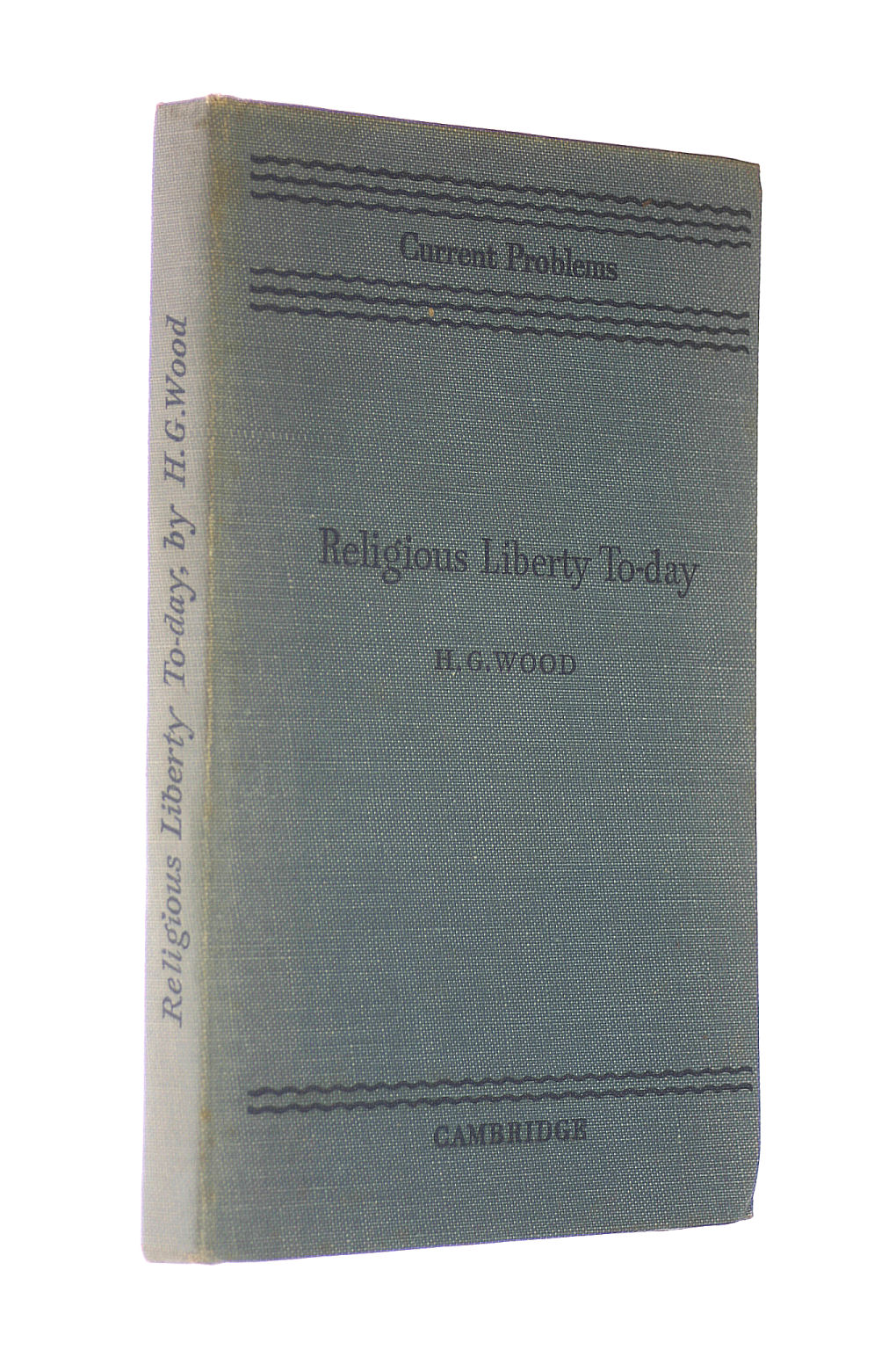 Image for Religious Liberty To-day