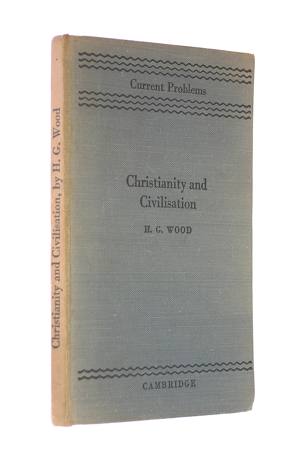 Image for Christianity and Civilization (Current problems)