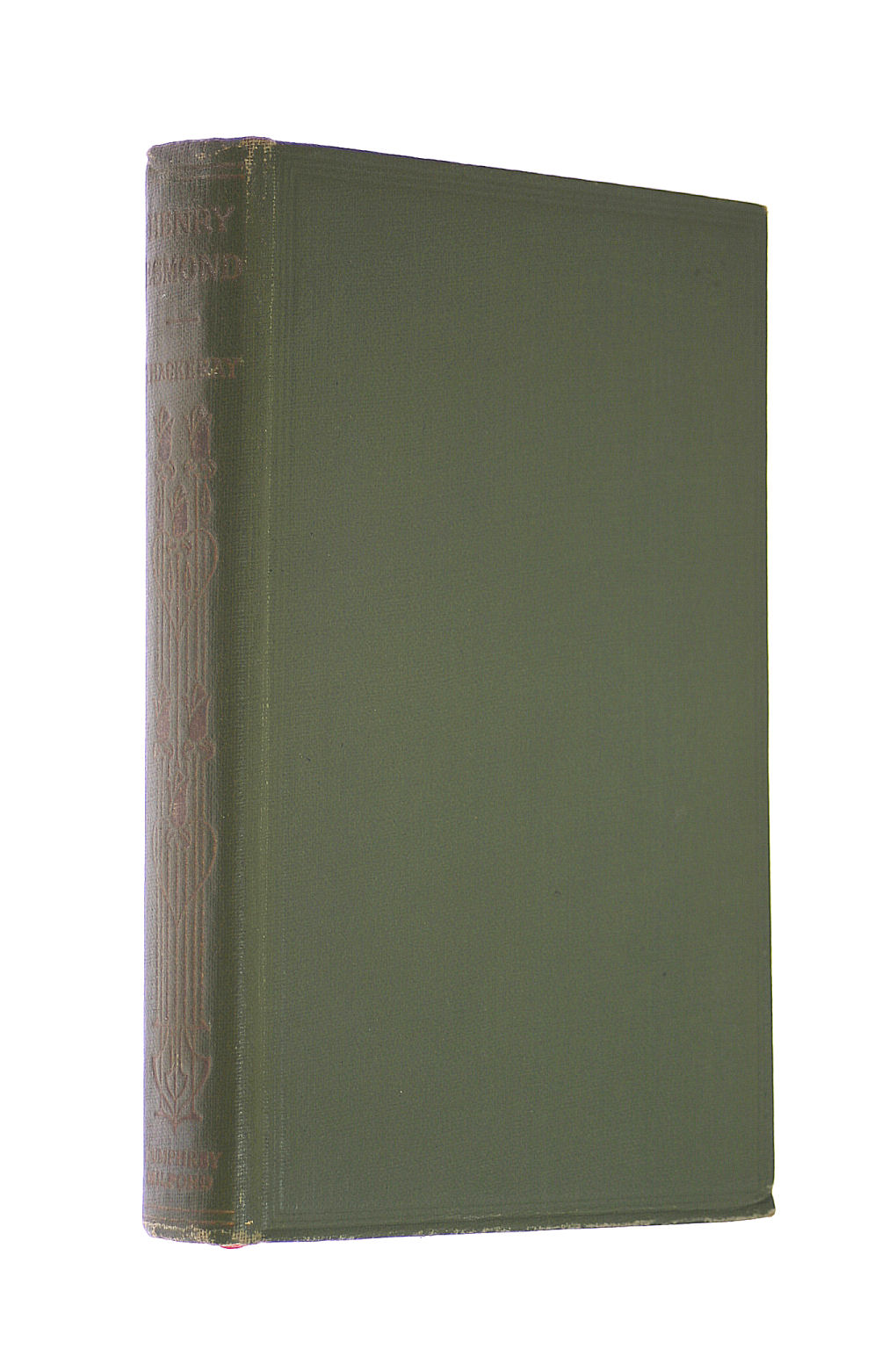Image for The History Of Henry Esmond, Esq., Oxford World'S Classics Edition