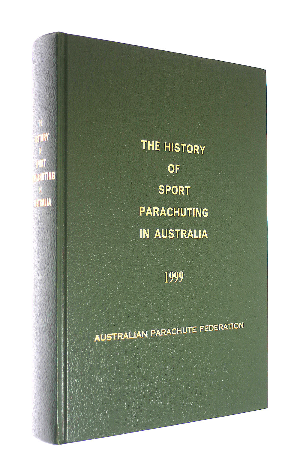 Image for The History of Parachuting in Australia